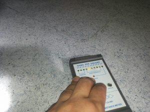 پروژه کفپوش آنتی استاتیک مرکز داده موبایل تیام شبکه